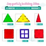 Magnetic-Building-Blocks-606-Extra-Magnetic-Tiles-3D-Magnet-Building-Toys-set-Educational-Construction-Magnetic-Blocks-for-Kids-Strong-Metallic-Rivets-Varied-Shapes-Translucent-Rainbow-Colors-0-1