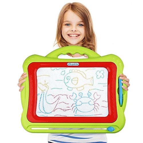 Magnetic Drawing Board - Kids Magna Doodle Erasable ...