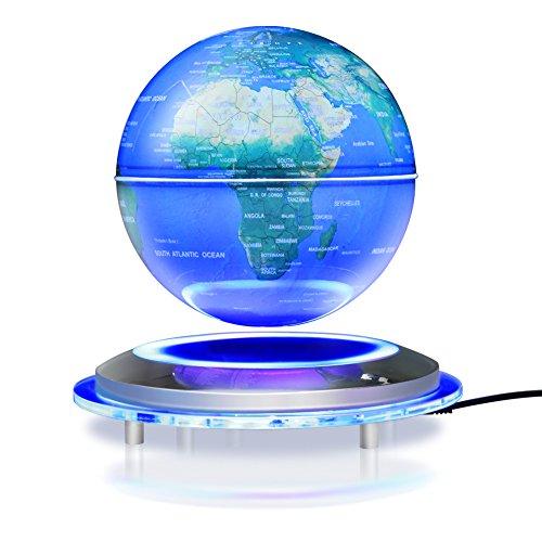 Magnetic Floating Globe Levitation Rotating Ball Led