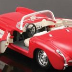 Maisto-124-Scale-Assembly-Line-1957-Chevrolet-Corvette-Diecast-Model-Kit-0-0