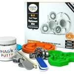 Make-Your-Own-Fidget-Spinner-Great-creative-tool-for-Kids-and-helps-them-focus-on-making-something-cool-Kids-can-gain-Best-hands-on-experience-with-this-kit-Make-anything-with-the-safe-Magik-Putty-0