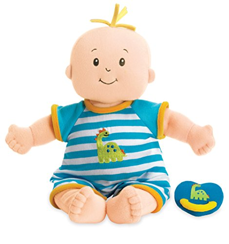 1 Toy For Ages 1 To 7 : Manhattan toy baby stella boy soft first doll for