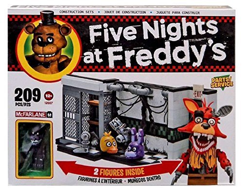 McFarlane-Five-Nights-at-Freddys-PartsService-Exclusive-209-piece-building-set-0