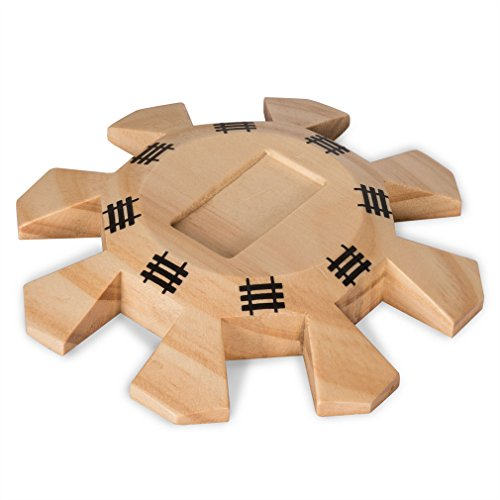 Mexican-Train-Dominoes-Game-Set-Double-12-Dominoes-Case-Hub-Train-Markers-Scorepad-and-Instruction-Manual-0-1
