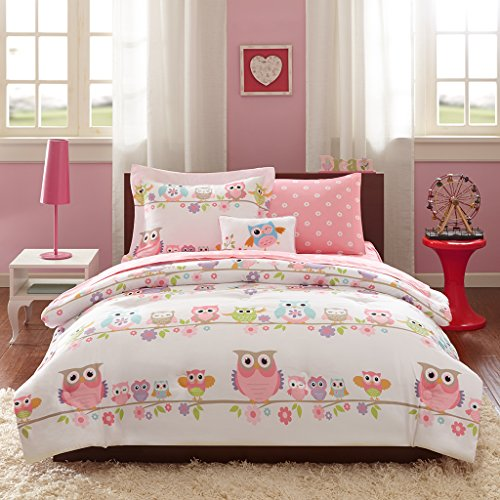 Mi Zone Kids Wise Wendy Complete Bed And Sheet Set