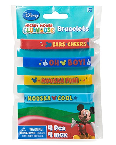 Mickey-Mouse-Clubhouse-Rubber-Bracelets-0-0