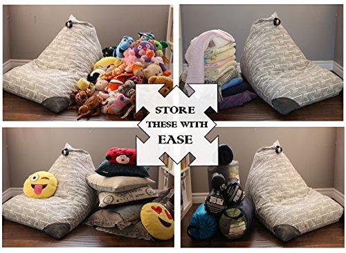 Miniowls Toy Storage Bean Bag Hobby Leisure Mall