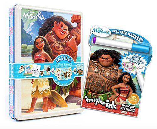 Moana-Fun-Activity-Coloring-Books-Stickers-Collection-Set-in-a-Box-And-Magic-Imagine-Ink-Pen-Bundle-Pack-For-Toddlers-Children-Kids-0