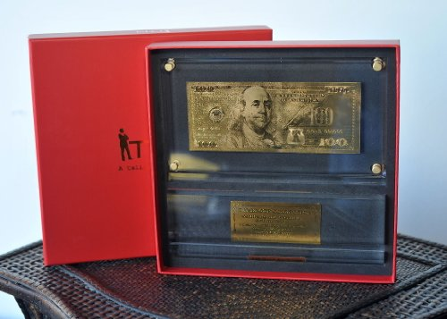 NEW-100-USD-BILL-CURRENCY-BANK-NOTE-24Kt-GOLD-PLATED-0-0