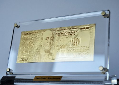 NEW-100-USD-BILL-CURRENCY-BANK-NOTE-24Kt-GOLD-PLATED-0-2