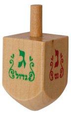 Natural-Wood-Dreidels-Box-of-25-Large-Size-0-0