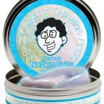 Northern-Lights-GLOW-IN-THE-DARK-Crazy-Aarons-Thinking-Putty-32oz-4-inch-tin-0