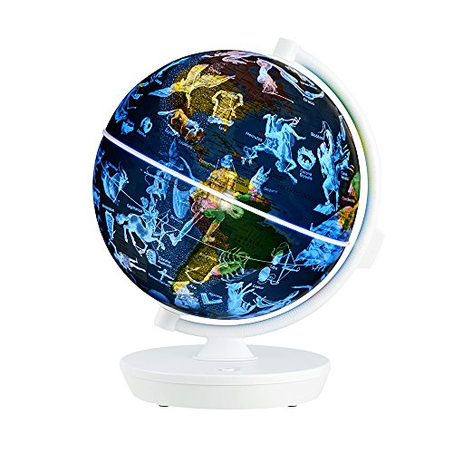 Oregon Scientific Starry Smart Globe Featuring