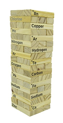 Periodic-Table-Wood-Block-Tower-Stacking-Game-Classic-Game-for-Kids-Adults-Making-Chemistry-Fun-to-Learn-54-Pieces-0