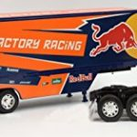 Peterbilt-KTM-Factory-Racing-Team-Truck-Red-Bull-132-by-New-Ray-10693-0-2