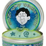 Phantom-FOXFIRE-Green-Glow-in-Dark-UV-Crazy-Aaron-Thinking-PUTTY-Large-4-tin-32oz-silly-desk-toy-For-Ages-8-0-1