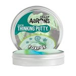 Phantom-FOXFIRE-Green-Glow-in-Dark-UV-Crazy-Aaron-Thinking-PUTTY-Large-4-tin-32oz-silly-desk-toy-For-Ages-8-0