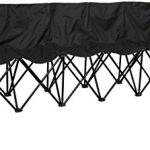 Portable-8-Seater-Folding-Team-Sports-Sideline-Bench-with-Back-by-Trademark-Innovations-Black-0