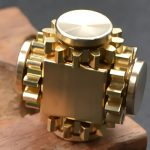 Pure-Brass-Fidget-Cube-Gears-Linkage-Fidget-Toy-Metal-DIY-EDC-Focus-Meditation-Break-Bad-Habits-ADHD-Fidget-Cube-0