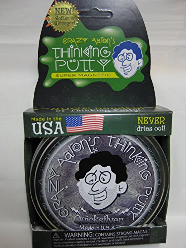 Quicksilver-w-Magnet-Magnetic-Crazy-Aarons-Thinking-Putty-large-4-inch-tin-32-0