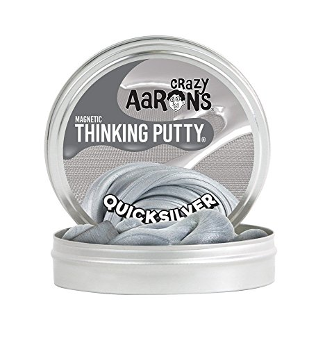 Quicksilver-with-Magnet-Magnetic-Crazy-Aarons-Thinking-Putty-New-lg-4-tin-For-Ages-14-0