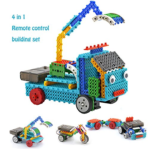 Remote Control Building Kits For Kids