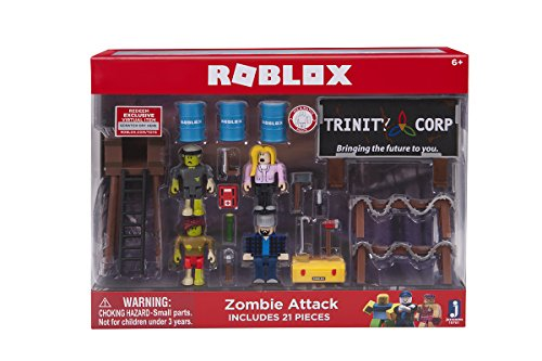 Roblox-Zombie-Attack-21-Piece-Playset-0
