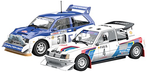 scalextric classic collection peugeot 205 t16 mg metro. Black Bedroom Furniture Sets. Home Design Ideas