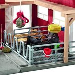 Schleich-Farm-World-Large-Red-Barn-with-Animals-Accessories-Toy-Figure-0-2