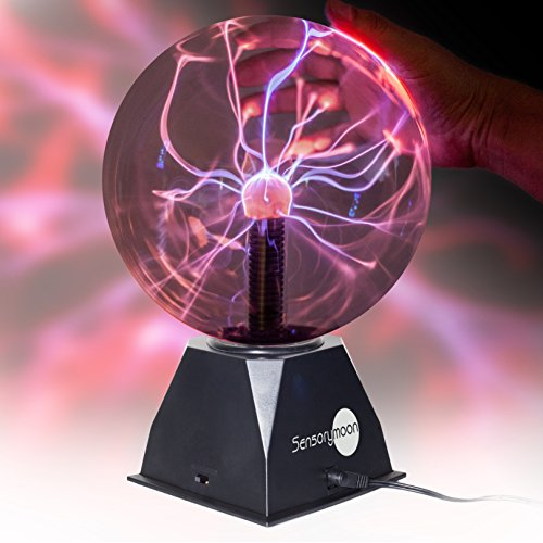 Sensorymoon True 8 Plasma Ball Lamp Large Electric