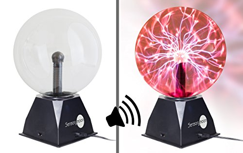 Sensorymoon True 8 Plasma Ball Lamp Large Electric
