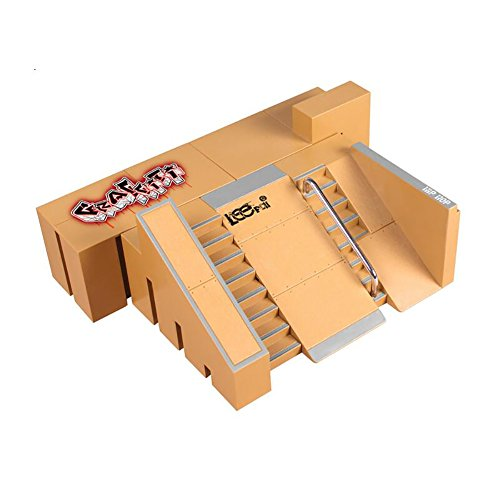 Skate-Park-Kit-Hometall-Skate-Park-Kit-Ramp-Parts-for-Tech-Deck-Finger-Skateboard-Ultimate-Parks-Training-Props-0-1