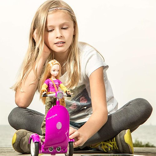 SmartGurlz With Jen Doll – App Controlled STEM Toy