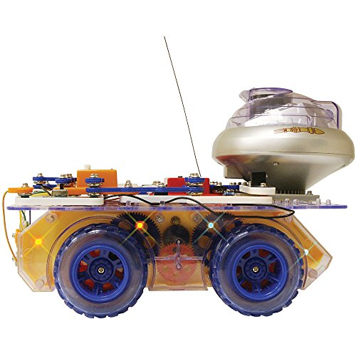 Snap Circuits Deluxe R C Snap Rover Electronics Discovery