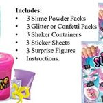 So-Slime-3-Pack-Slime-Kit-with-Toys-Glitter-Confetti-Shakers-DIY-Just-Add-Water-0-0