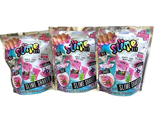 So-Slime-3-Pack-Slime-Kit-with-Toys-Glitter-Confetti-Shakers-DIY-Just-Add-Water-0