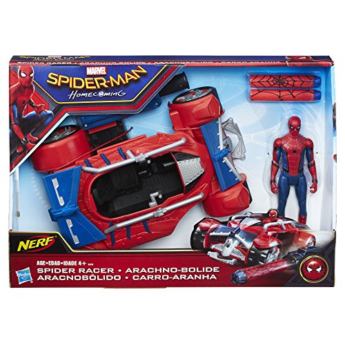 Spider-Man-Homecoming-Spider-Man-With-Spider-Racer-0-0