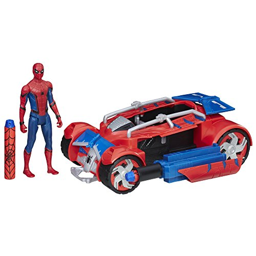 Spider-Man-Homecoming-Spider-Man-With-Spider-Racer-0