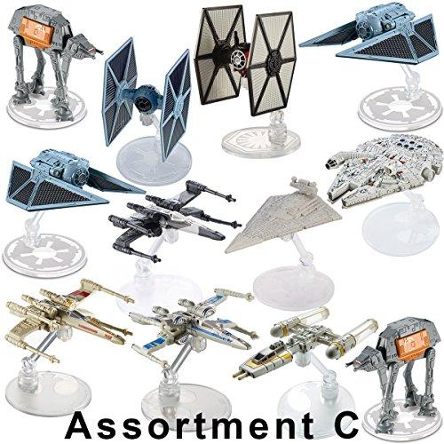 disney star wars diecast spaceships - 500×500