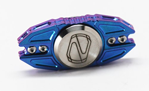 Stedemon-Knives-Titanium-Z02-Hand-Spinner-Top-Ceramic-Ball-Bearing-Blue-Z02BLU-0