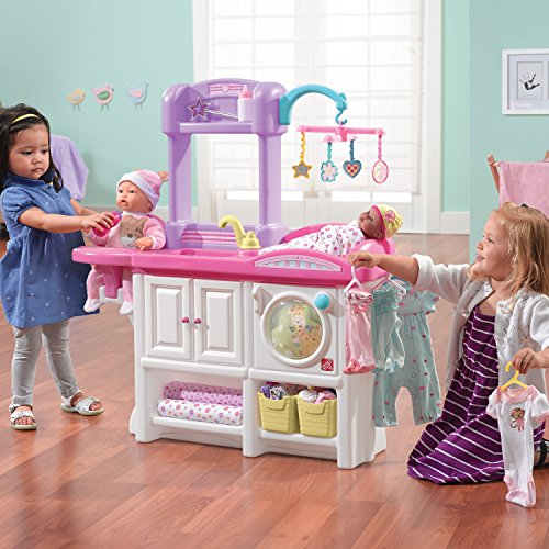 Step2-Love-and-Care-Deluxe-Nursery-Playset-0-1