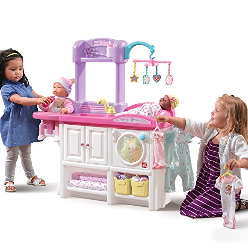 Step2-Love-and-Care-Deluxe-Nursery-Playset-0