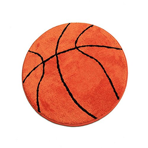 Tcdbest Children S Carpet Basketball Pattern Rug Non Slip