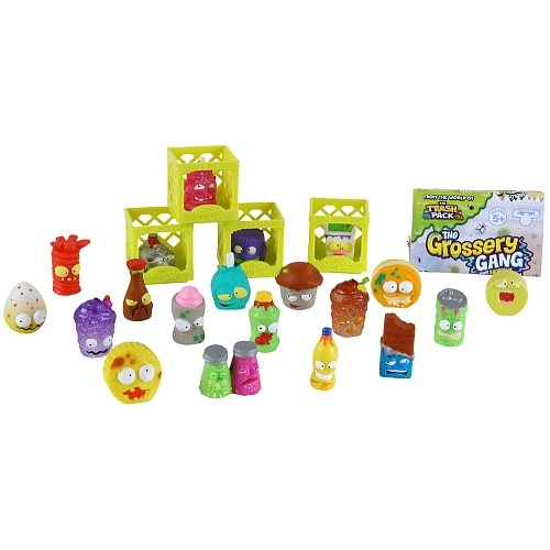 The-Grossery-Gang-Season-1-Vile-Vending-Machine-Package-with-20-Exclusive-Grosseries-by-Moose-Toys-0-0