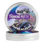 Thinking-Putty-Super-Scarab-Northern-Lights-Set-of-2-Big-Tins-0-0