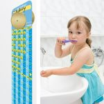 Tooth-Brushing-Stickers-and-Chart-BULK-100-UNITS-Ideal-for-Pediatric-Dentist-office-give-away-0-1