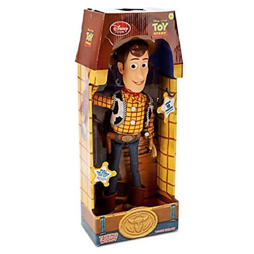 Toy Story Pull String Woody 16 Talking Figure Disney