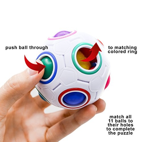 Toyzabo-Challenging-Puzzle-Speed-Cube-Ball-Matching-Colors-Game-Fun-Fidget-Toy-Brain-Teaser-With-11-Rainbow-Colors-0-1