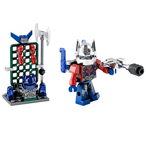 Transformers Kre O Age Of Extinction Custom Kreon Optimus