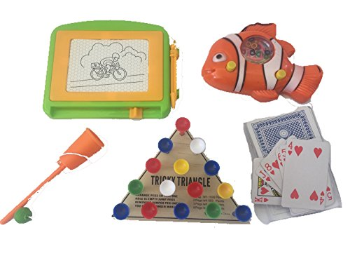 Download Travel Activity Bag Kit for Kids - Keep children busy on ...